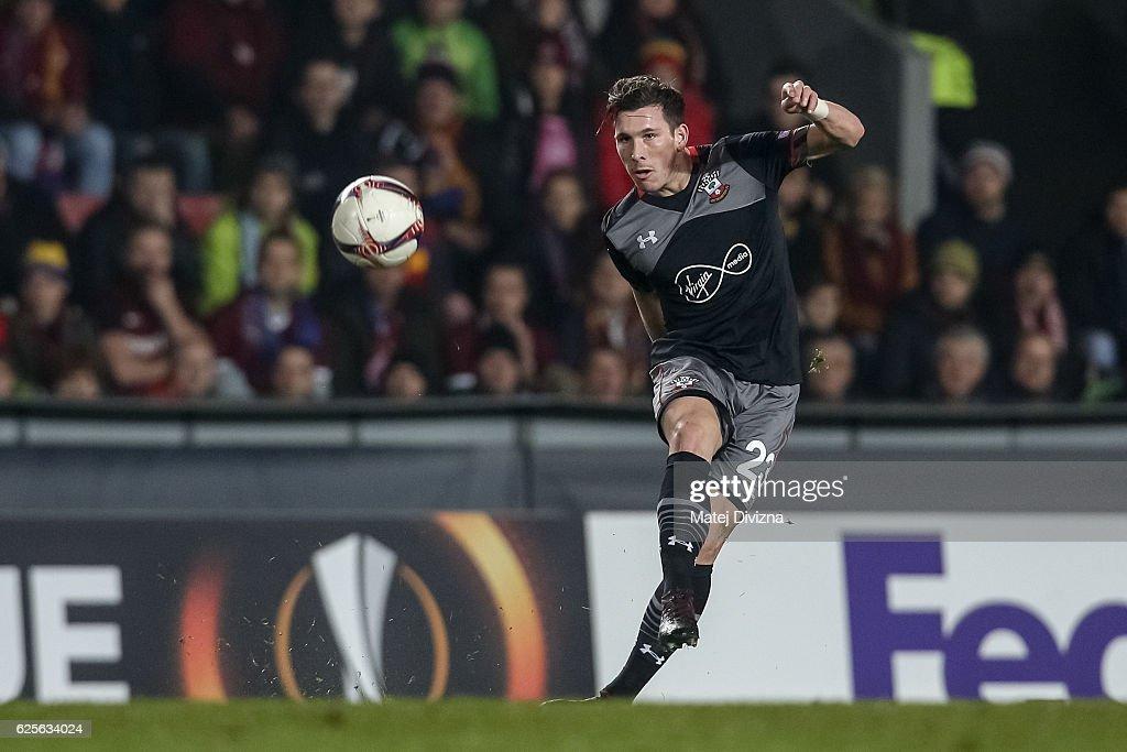 AC Sparta Praha v Southampton FC - UEFA Europa League : News Photo