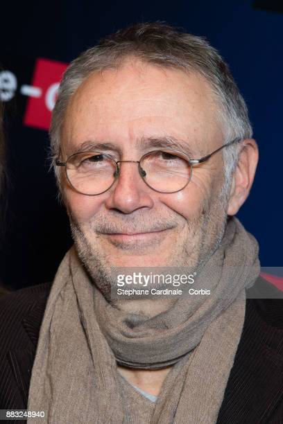 Pierre Jolivet attends 'ecinemacom' Launch Party at Restaurant L'Ile on November 30 2017 in IssylesMoulineaux France