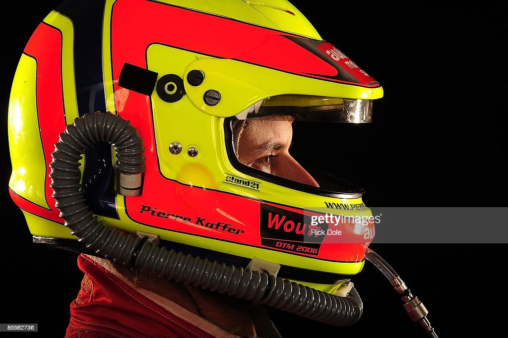 ALMS Driver Head Shots : News Photo