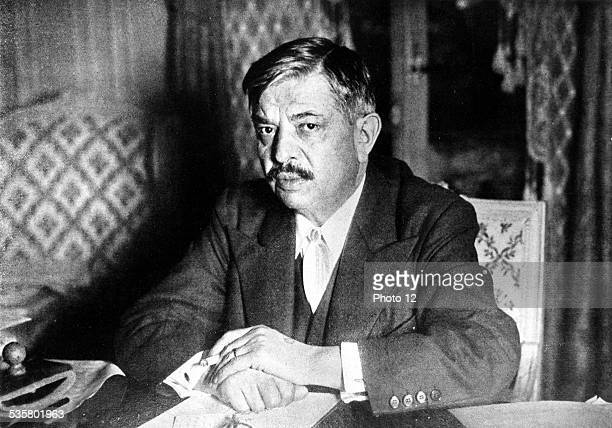 Pierre Laval Minister in Vichy