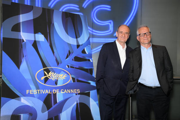 FRA: 73rd Cannes Film Festival Official Selection Presentation At UGC Normandie In Paris