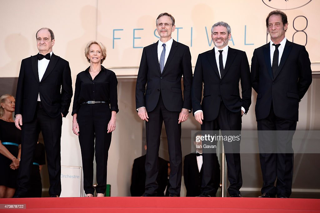 """La Loi Du Marche"" Premiere - The 68th Annual Cannes Film Festival"