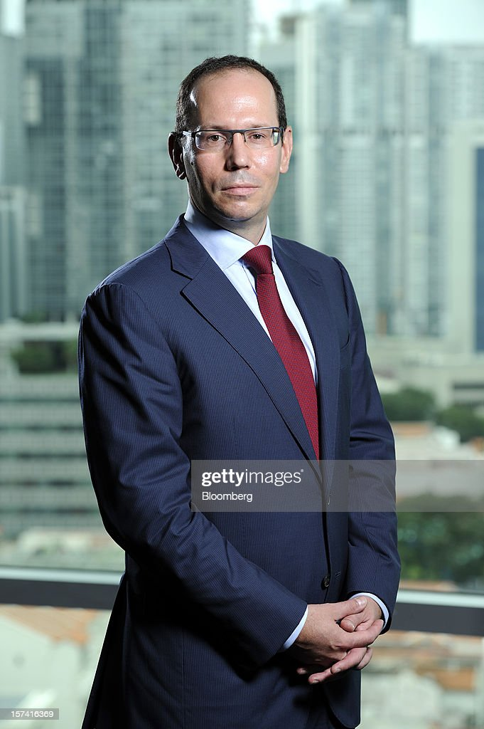 Pierre Lorinet, chief financial officer of Trafigura Beheer BV, poses for a portrait in Singapore, on Monday, Dec. 3, 2012. Trafigura is the third-largest independent oil trader and has major trading offices in Geneva and Singapore. Photographer: Munshi Ahmed/Bloomberg via Getty Images