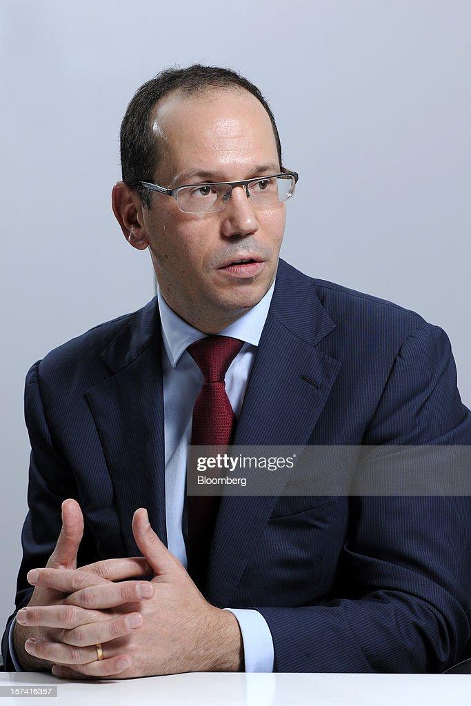 Pierre Lorinet, chief financial officer of Trafigura Beheer