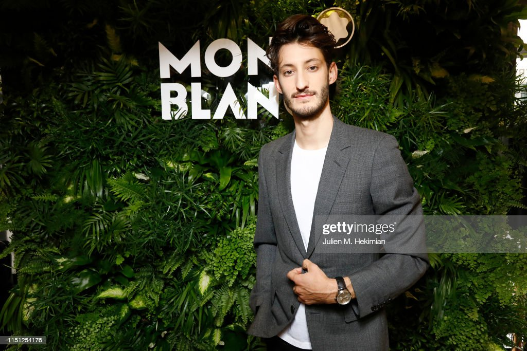 FRA: Montblanc Cocktail: New Watch Collection Launch Montblanc 1858