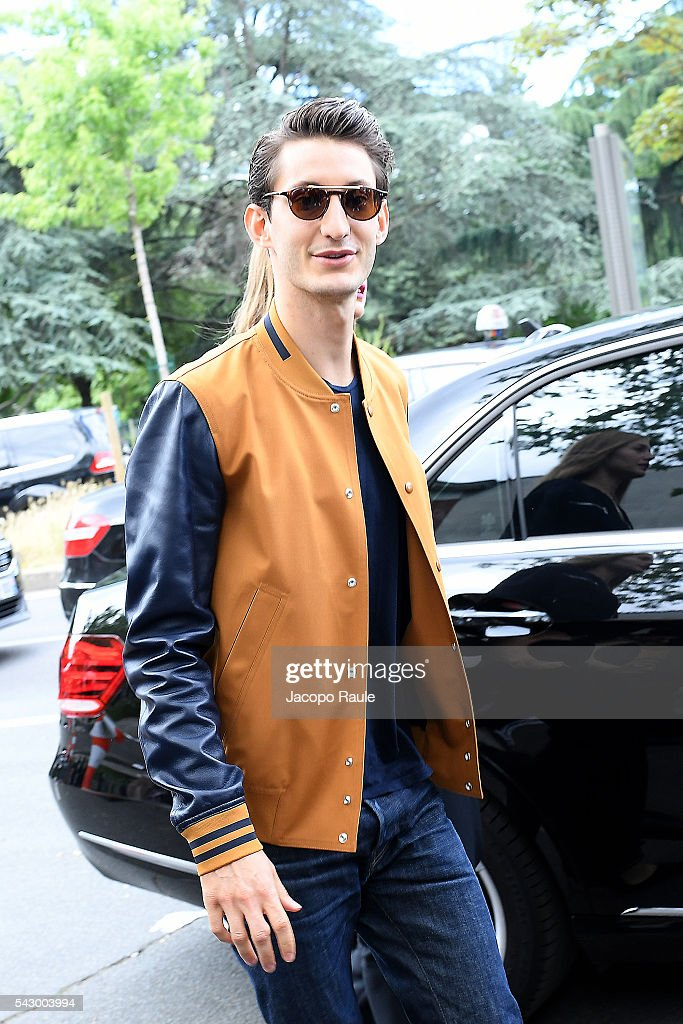 9c36a582a5f Celebrity Sightings   Day Four - Paris Fashion Week - Menswear Spring Summer  2017