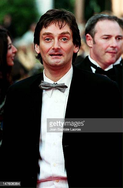 Pierre Palmade during Cannes Film Festival 2001 at Palais des Festivals in Cannes France