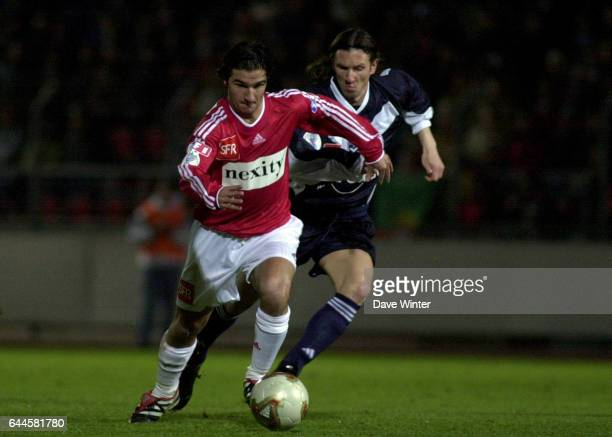Pierre PLANUS / Alexey SMERTIN - - Creteil Lusitanos / Bordeaux - Coupe de France 2002, Photo : Dave Winter / Icon Sport