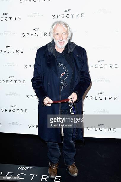 Pierre Richard attends 007 Spectre Paris Premiere at Le Grand Rex on October 29 2015 in Paris France