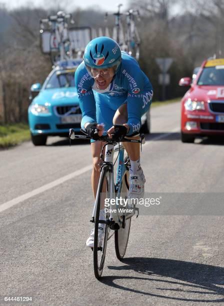 Pierre ROLLAND Bbox Bouygues Telecom ParisNice Prologue Montfortl'Amaury Yvelines Photo Dave Winter / Icon Sport