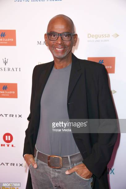 Pierre SanoussiBliss attends the Movie Meets Media event 2017 at Hotel Atlantic Kempinski on November 27 2017 in Hamburg Germany
