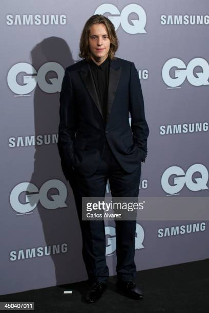 Pierre Sarkozy attends the GQ Men Of The Year Award 2013 at the Palace Hotel on November 18 2013 in Madrid Spain