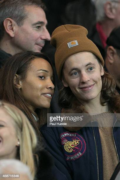 Pierre Sarkozy attends the Paris Saint Germain vs Olympique de Marseille football match at Parc des Princes on November 9 2014 in Paris France
