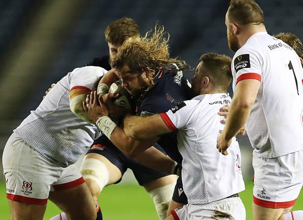 GBR: Edinburgh Rugby v Ulster - Guinness PRO14