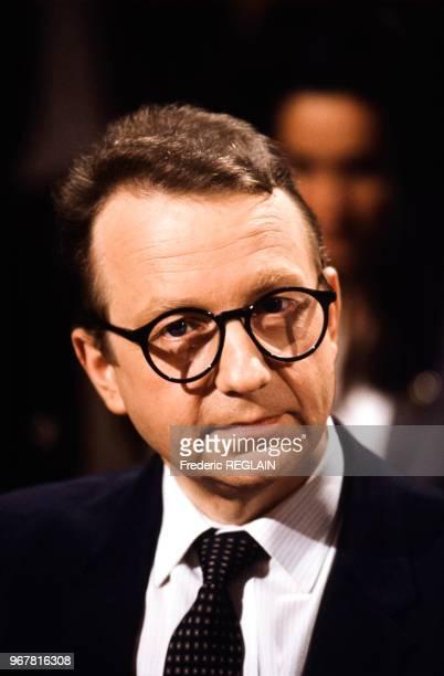 Pierre Touvier fils de Paul Touvier le 16 juin 1993 à Paris France
