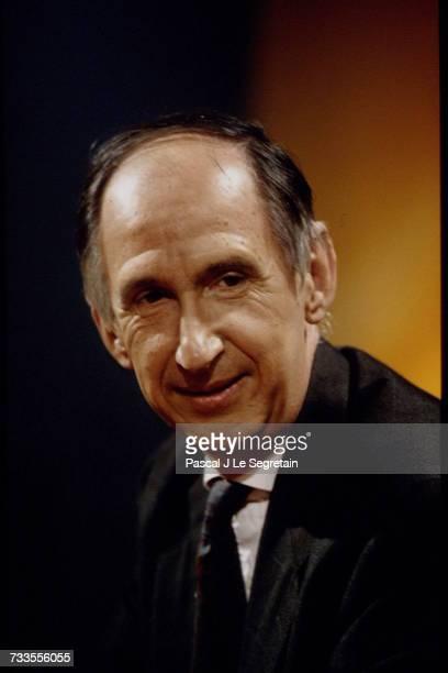 Pierre Touvier Guest On The 'Ex Libris' Programme
