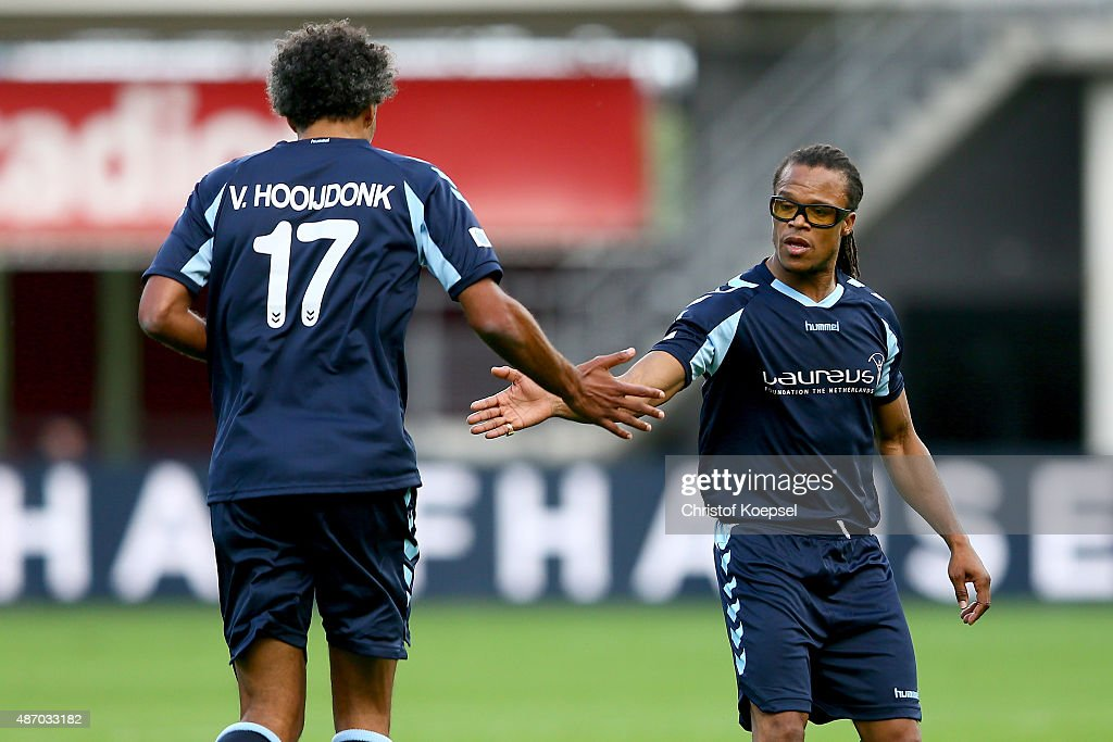 Laureus KickOffForGood Charity Match