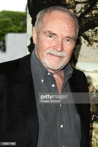 Pierre Vaneck in Paris France on April 21 2008