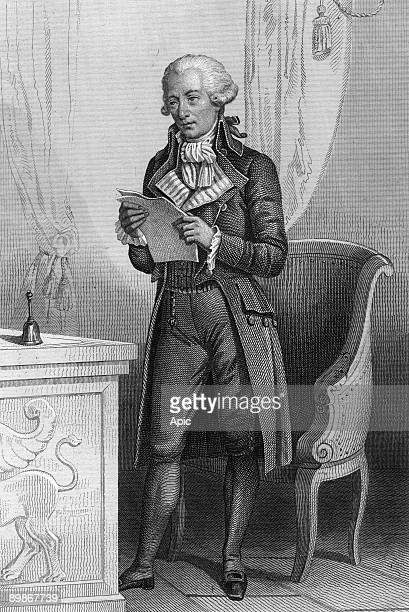 Pierre Vieturnien Vergniaud 17531793 MP Girondin lawyer and orator of the Revolution Francaise