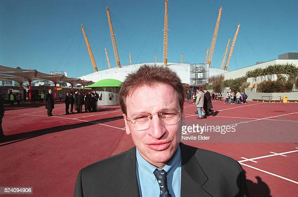 Pierre Yves Gerbeau, the chief executive of The Millennium Dome, who has been taken on to run the Dome and to try and increase it's profit. The...