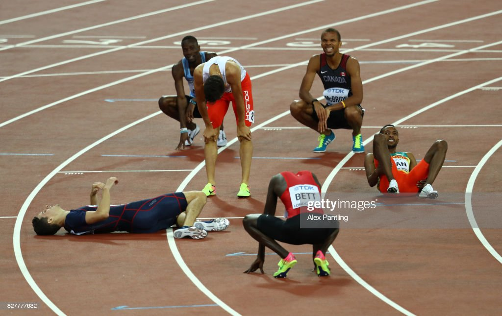 16th IAAF World Athletics Championships London 2017 - Day Five