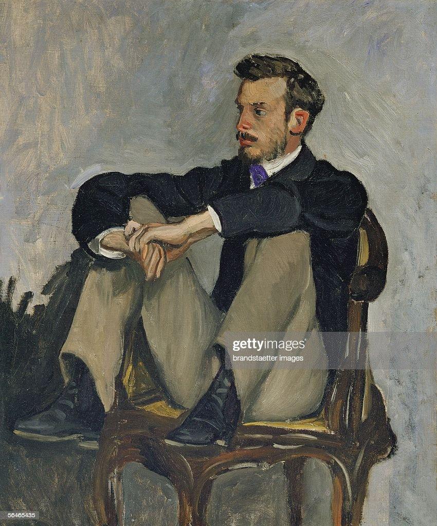 Pierre-Auguste Renoir : News Photo