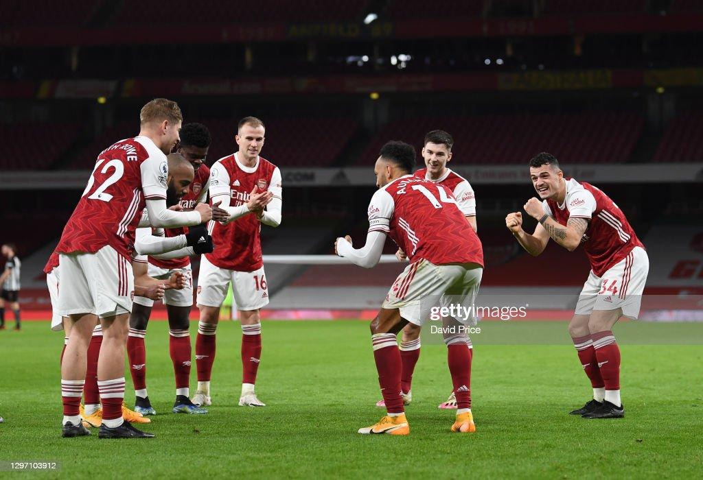 Arsenal v Newcastle United - Premier League : ニュース写真