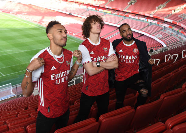 GBR: Arsenal Launch New Home Kit For 2020/21 Season
