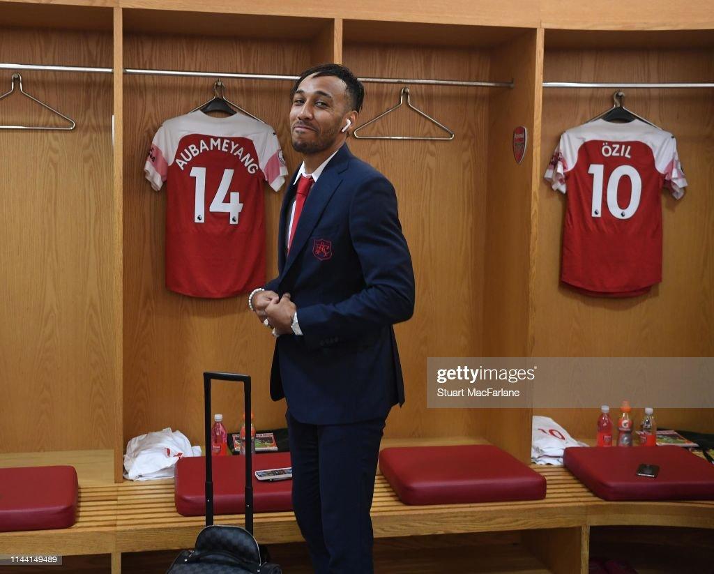 Arsenal FC v Crystal Palace - Premier League : News Photo