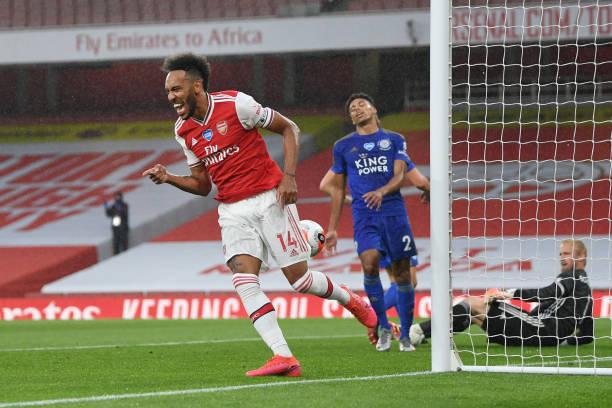 GBR: Arsenal FC v Leicester City - Premier League