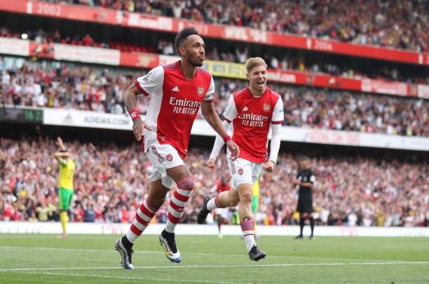 GBR: Arsenal v  Norwich City - Premier League