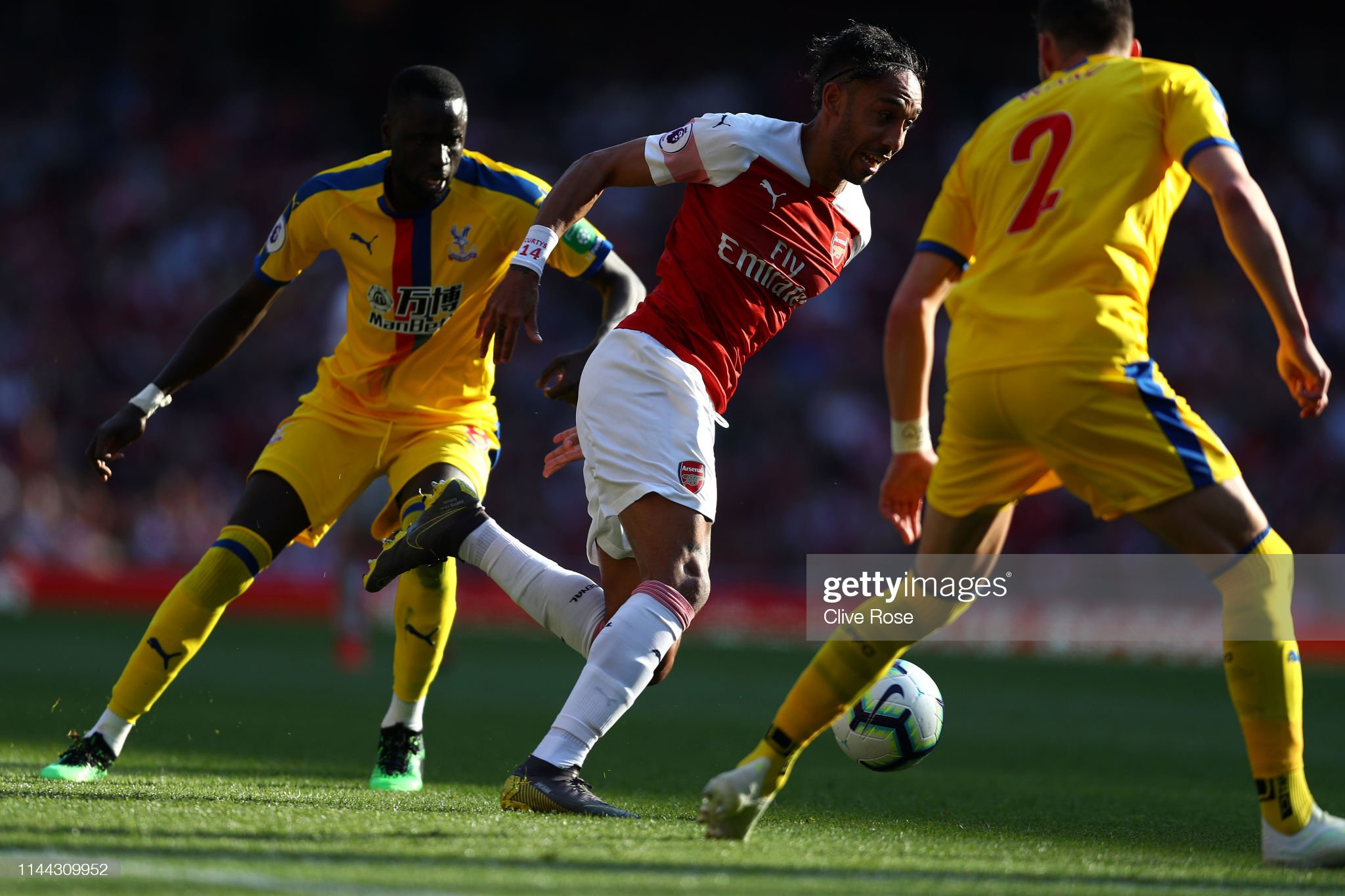 Arsenal v Crystal Palace preview, prediction and odds