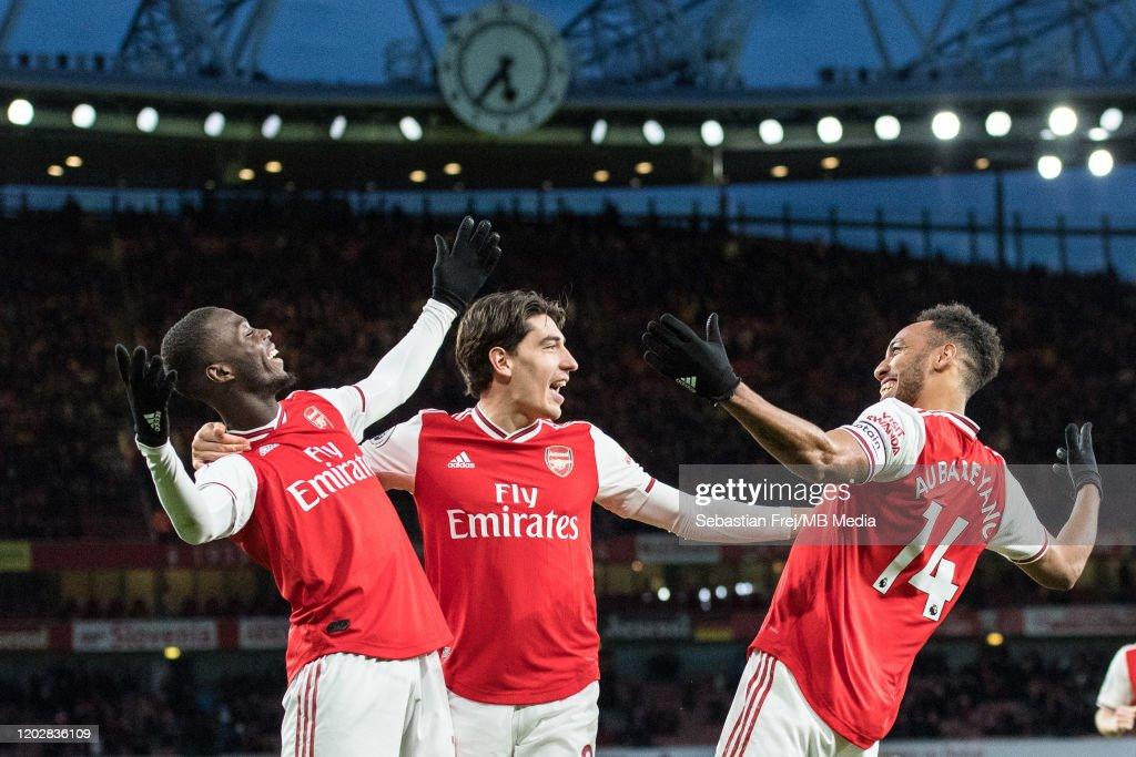 Arsenal FC v Everton FC - Premier League : ニュース写真