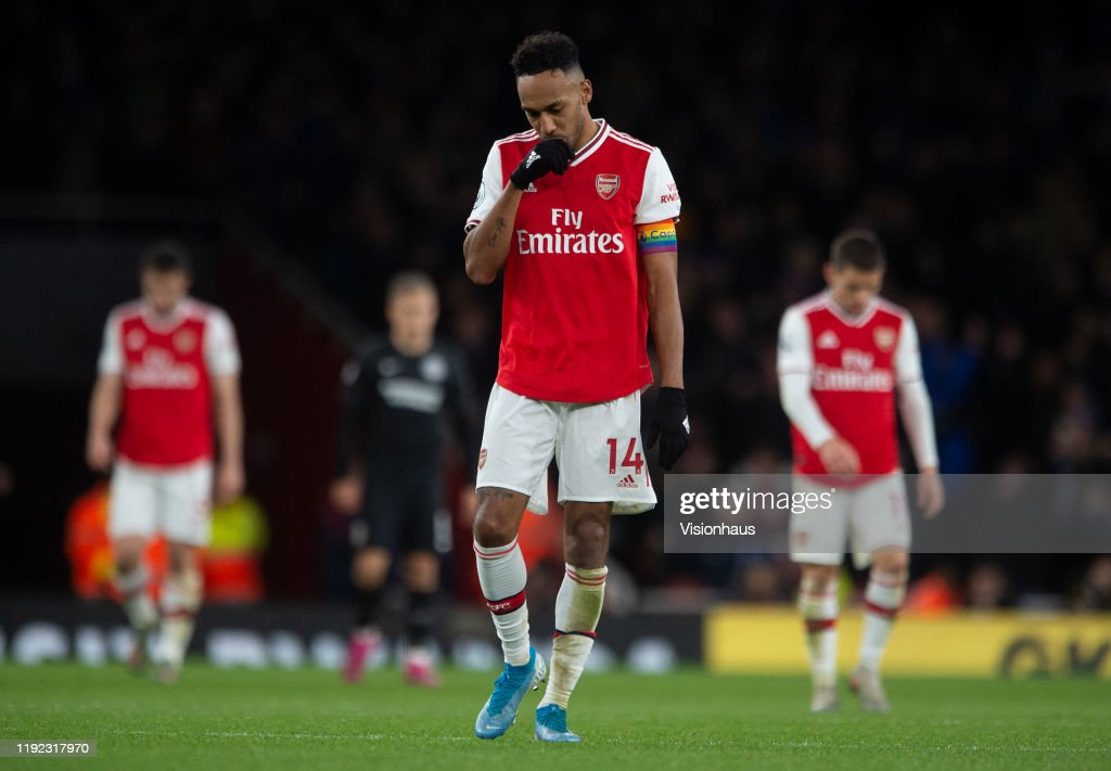 Arsenal FC v Brighton & Hove Albion - Premier League : News Photo