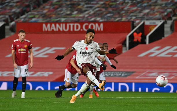 GBR: Manchester United v Arsenal - Premier League
