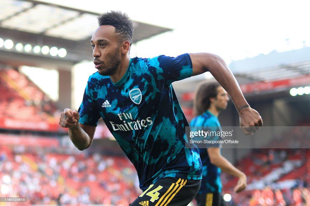 Liverpool v Arsenal - Premier League : News Photo