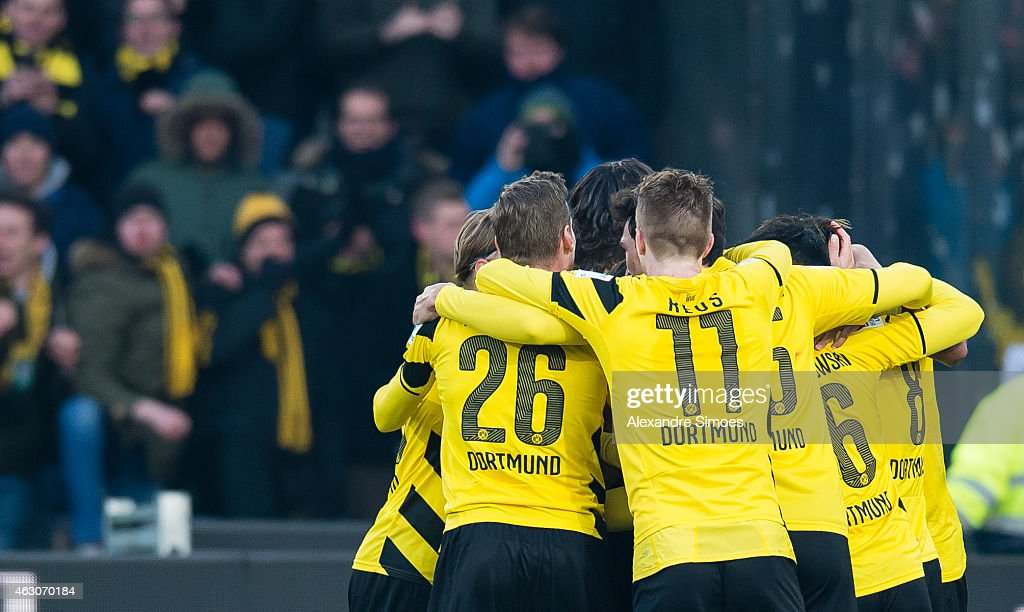 Sport-Club Freiburg v Borussia Dortmund - Bundesliga : News Photo
