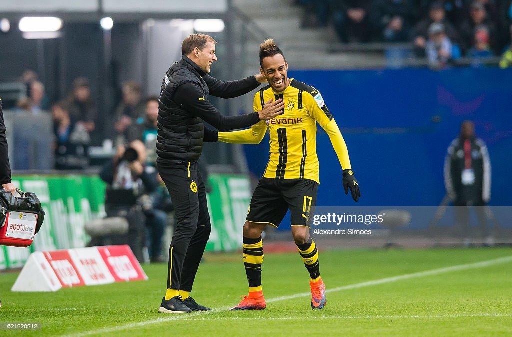 Hamburger SV v Borussia Dortmund - Bundesliga : News Photo