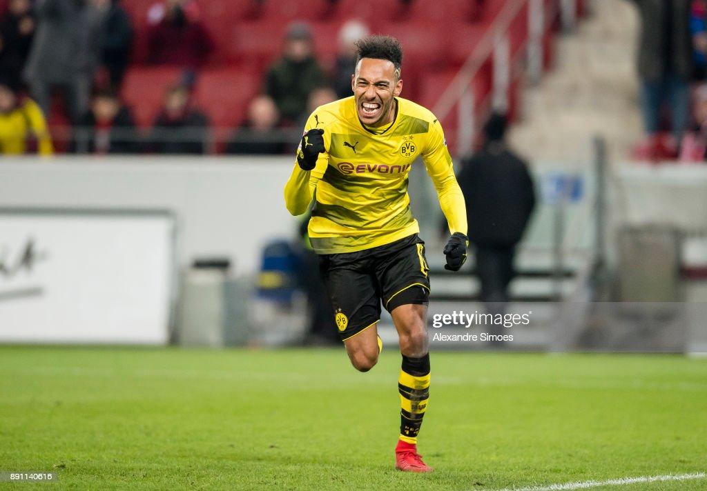 1. FSV Mainz 05 v Borussia Dortmund - Bundesliga : Foto di attualità