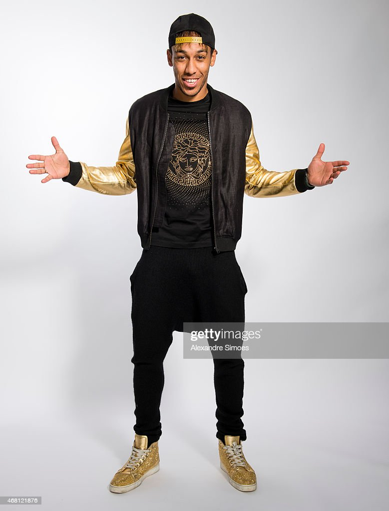 Pierre-Emerick Aubameyang - Photocall