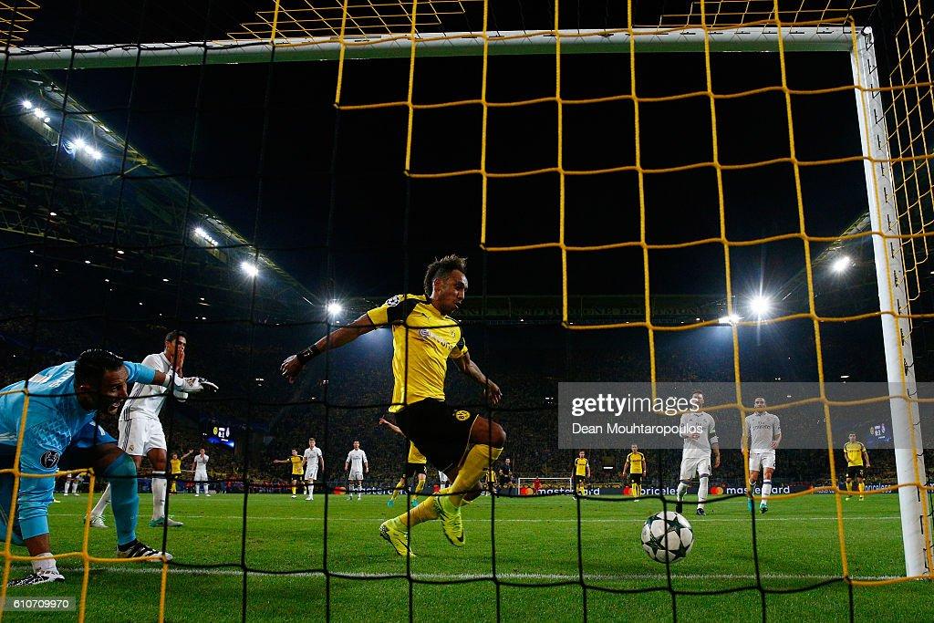Borussia Dortmund v Real Madrid CF - UEFA Champions League : News Photo