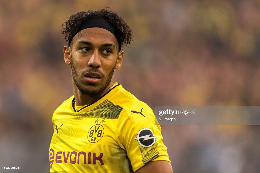 "Bundesliga""Borussia Dortmund v Borussia Mönchengladbach"" : News Photo"