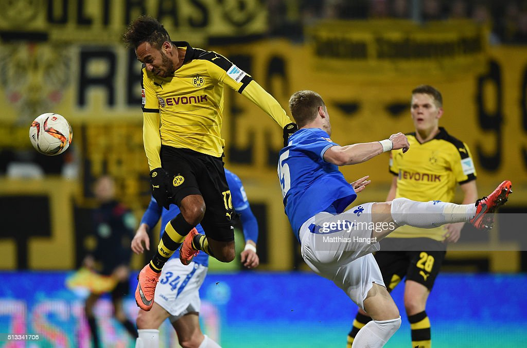 SV Darmstadt 98 v Borussia Dortmund - Bundesliga