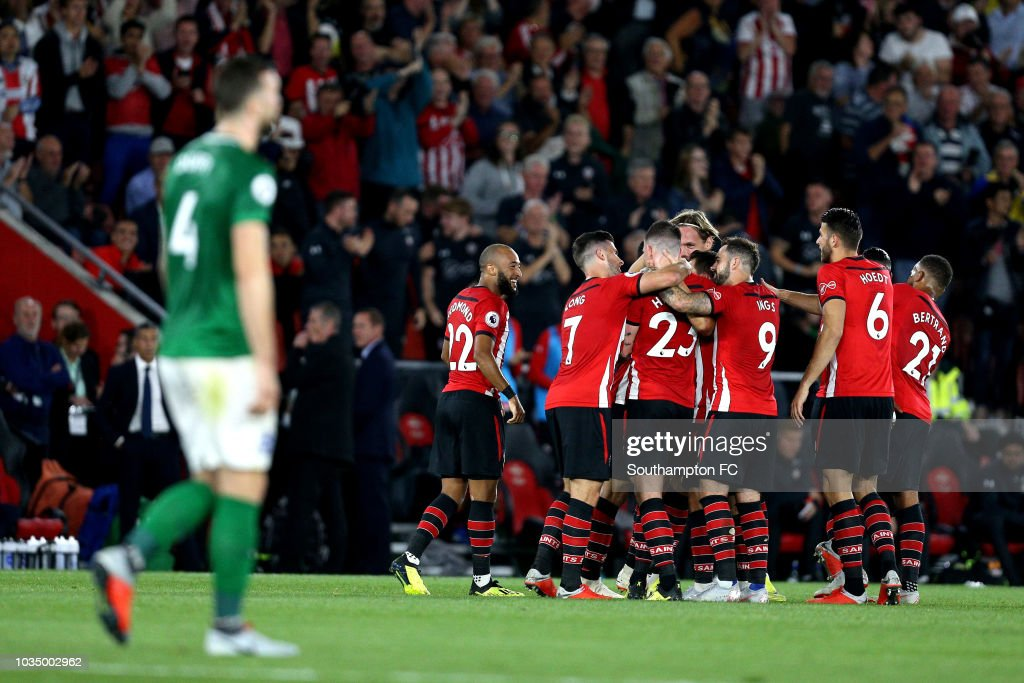 Southampton FC v Brighton & Hove Albion - Premier League : News Photo