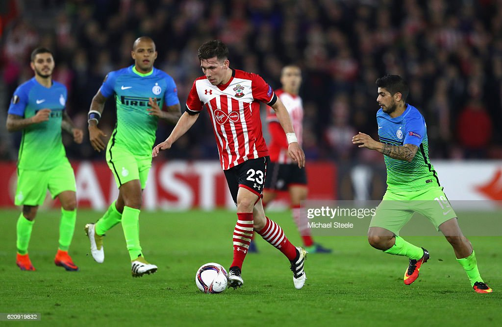 Southampton FC v FC Internazionale Milano - UEFA Europa League : News Photo