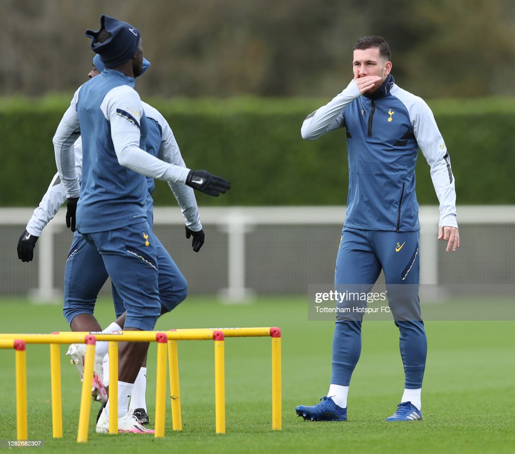 Tottenham Hotspur - Press Conference And Training Session : News Photo