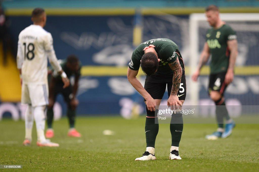 Leeds United v Tottenham Hotspur - Premier League : ニュース写真
