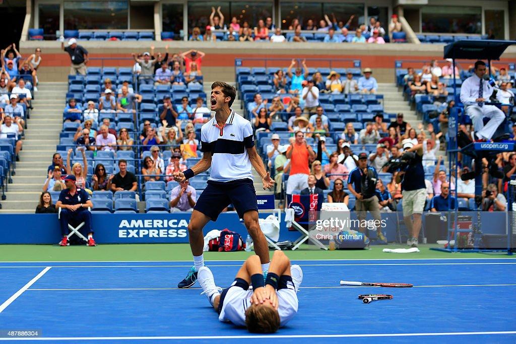 2015 US Open - Day Thirteen : News Photo