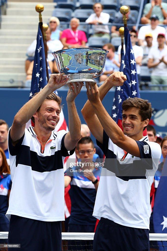 2015 U.S. Open - Day 13 : News Photo