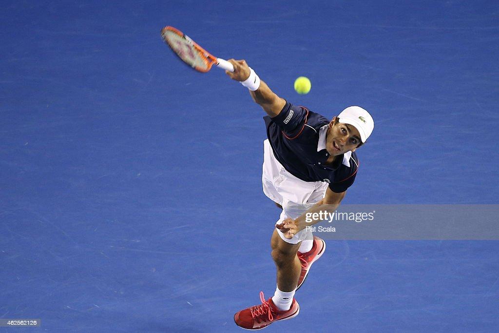2015 Australian Open - Day 13 : News Photo